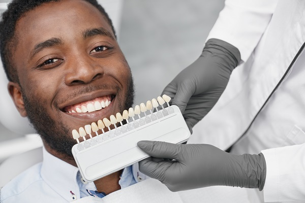 Cosmetic Dentistry Treatment Plan Options